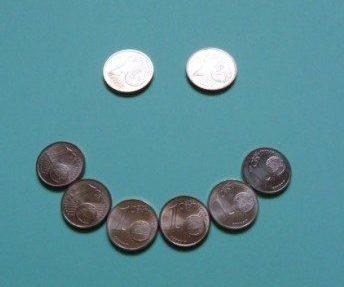 Geld macht (nicht) glücklich.